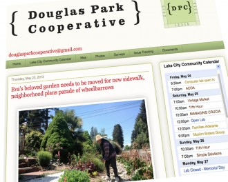 From the Douglas Park Cooperative blog
