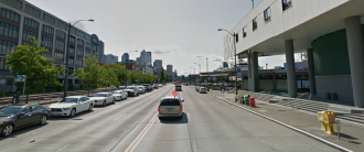 Approximate location of incident. Image via Google Street View