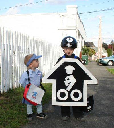 Halloween 2010: Sharrow