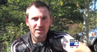 Click to watch the KOMO News report, featuring an interview with John's brother