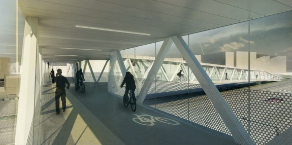 Concept images from Sound Transit and the City of Redmond