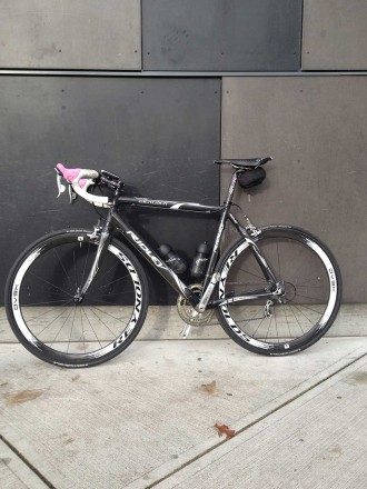 This stolen bike, worth about $3,700, formed a large part of the BPA investigation. Image from the stolenbicycleregistry.com listing