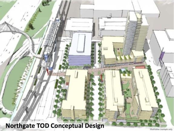 2014 TIGER - Seattle Northgate FINAL application-tod