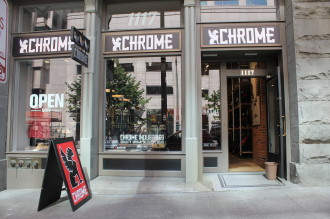 Chrome Industries Grand Opening! @ Chrome Seattle HUB