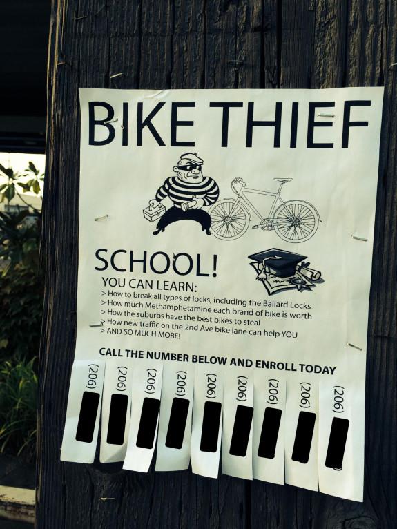 Image posted by Washington Bike Law