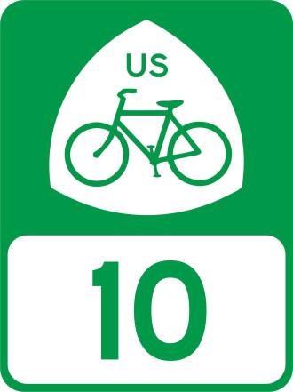 USBR-10-sign