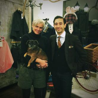 Juliette and Aldan, the stylish folks behind Hub & Bespoke