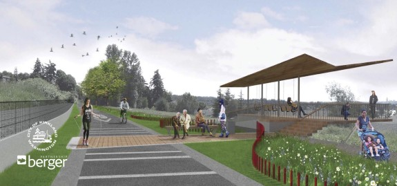 Maybe someday? Image from the Cross Kirkland Corridor Master Plan