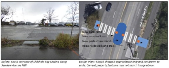 Image from SDOT