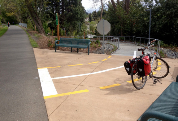 New connection to the Burke-Gilman Trail