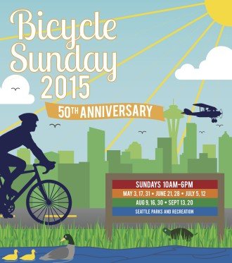 BicycleSundayPoster