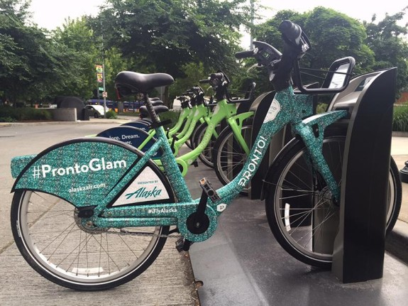 Photo from Pronto Cycle Share
