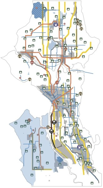 All this will be funded by Move Seattle and more. See a Council District breakdown in this PDF.