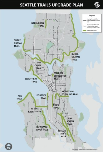 Map from SDOT outreach materials
