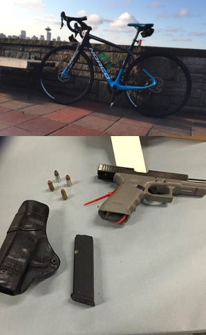 Sometimes stolen bike rings steal more than just people's rides. Images from SPD.