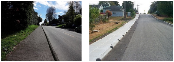Images from the SDOT survey.