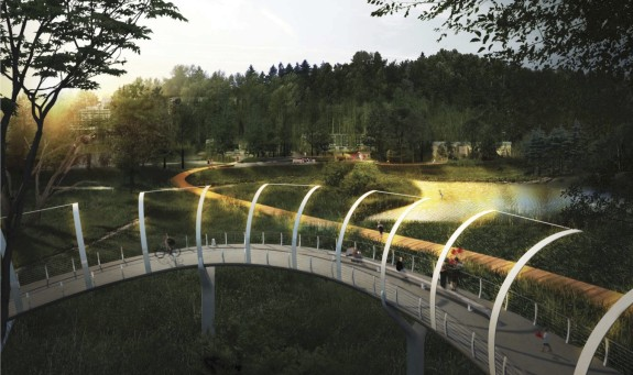 Cross Kirkland Corridor Master Plan Final-bridge2