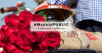 #MadeInPUBLIC: A Valentine's Day Pop Up @ PUBLIC Bikes + Gear   Seattle   Washington   United States