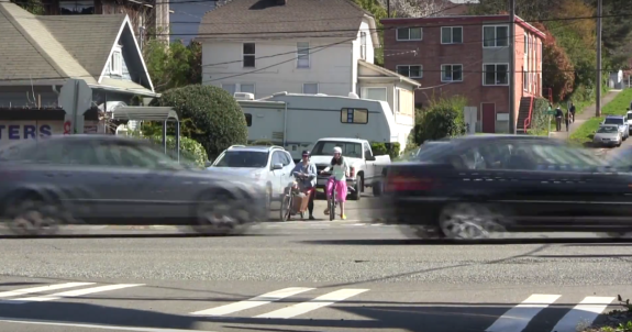 Watch: Where the Greenway Ends.