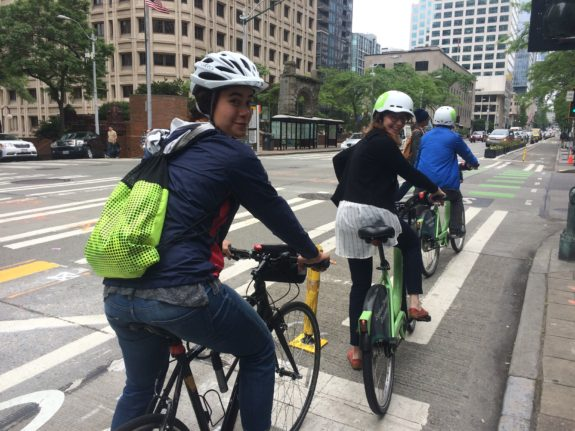 Riding the 2nd Avenue PBL with Elena Studier, Darby Watson, and Dongho Chang