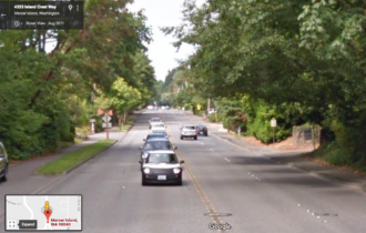 Lives could be protected here so easily. Image via Google Street View.