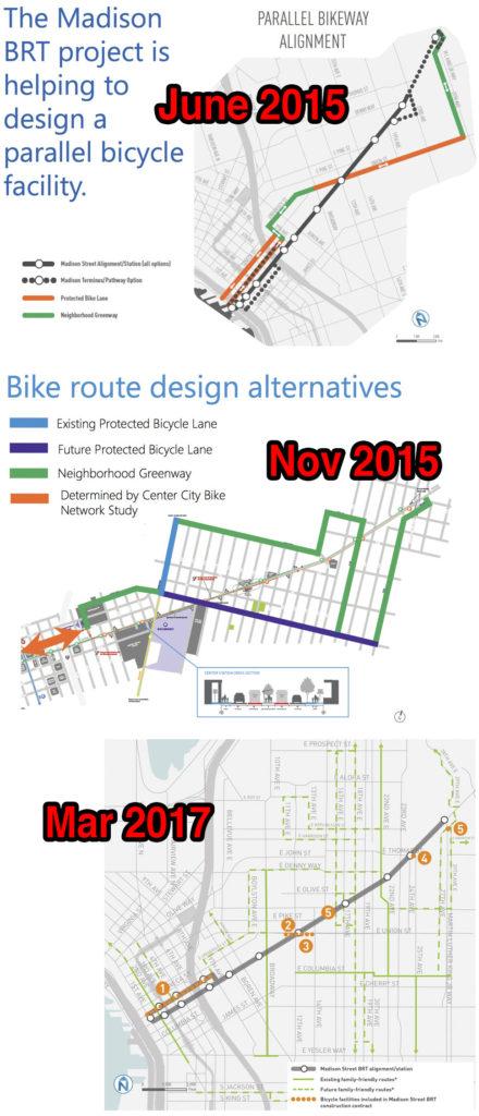 MadisonBRT-bikechanges