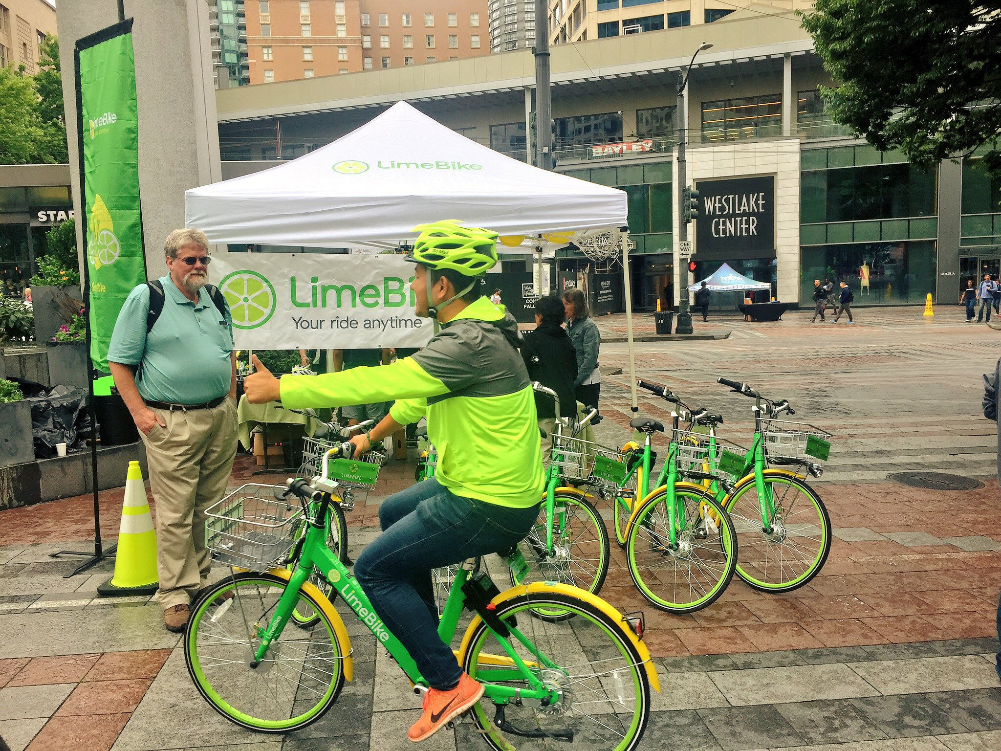how to ride limebike for free