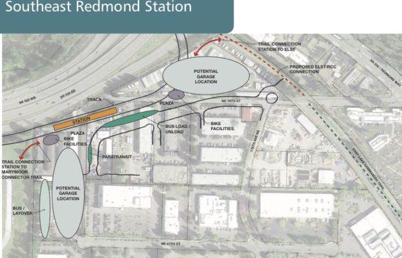 Downtown Redmond Link Extension Open House Seattle Bike Blog