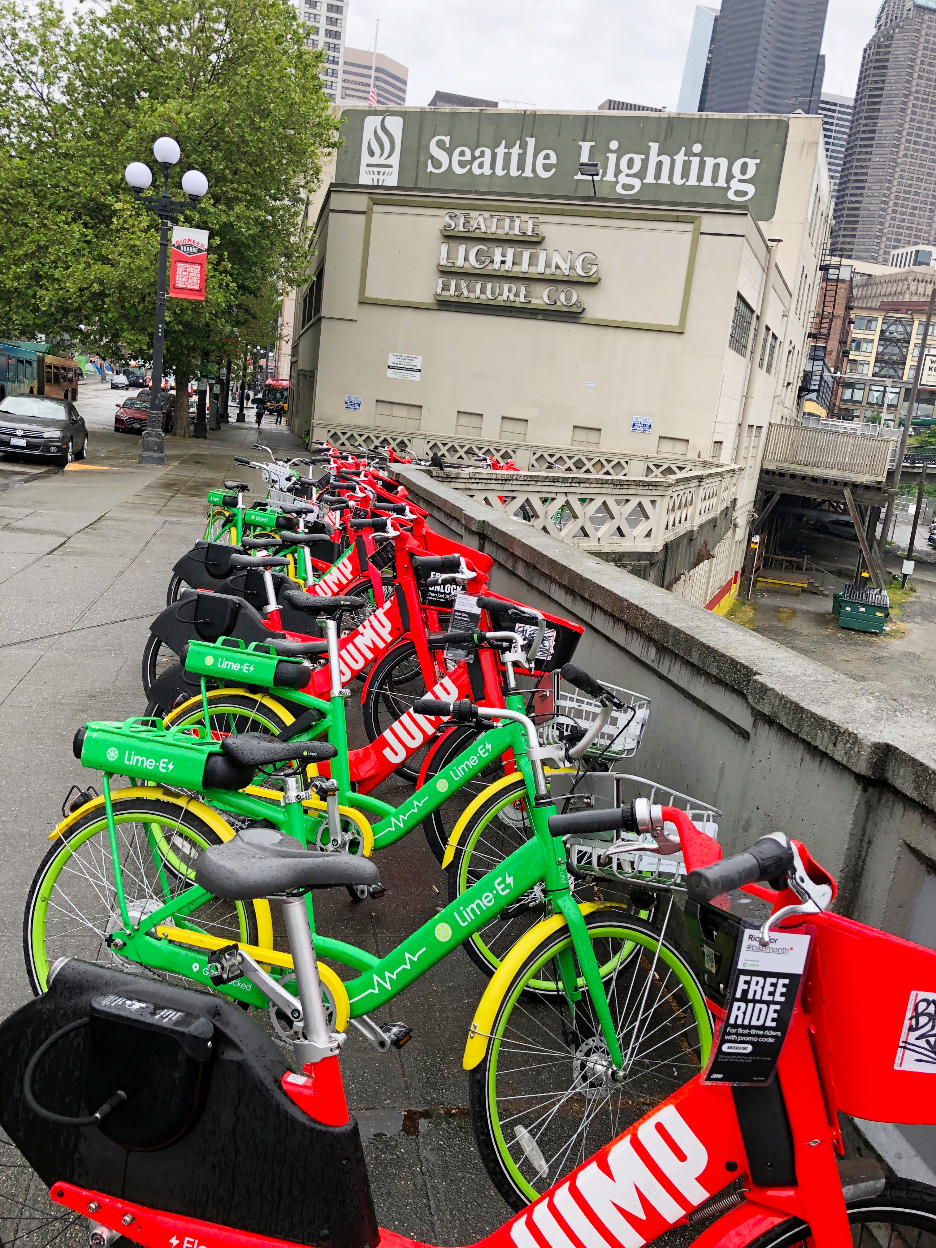 Lime And Jump Raise Prices City Revokes 2 000 Bike Permits