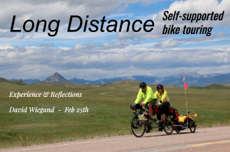 Long Distance Self Supported Bike Touring talk @ Flying Bike Cooperative Brewery | Seattle | Washington | United States