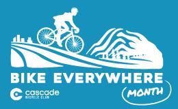 Bike Everywhere Month logo
