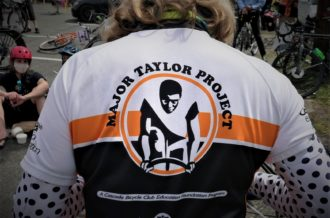 Ride for Major Taylor @ White Center Bicycle Playground