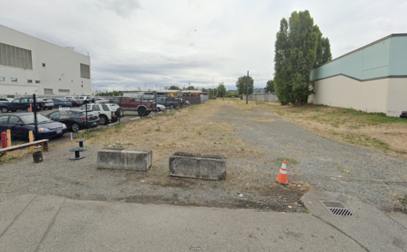 Street view image of the Flume property.