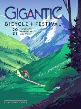 2021 Gigantic Bicycle Festival @ Centennial Fields Park | Snoqualmie | Washington | United States