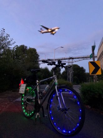 Bike to the Airport! @ Westlake Park | Seattle | Washington | United States