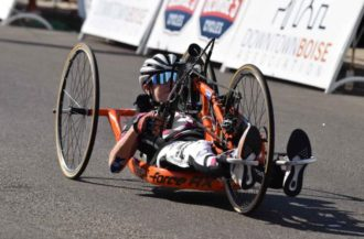 Paracyling & Perseverance with Edie Perkins @ Zoom - register for a link to join